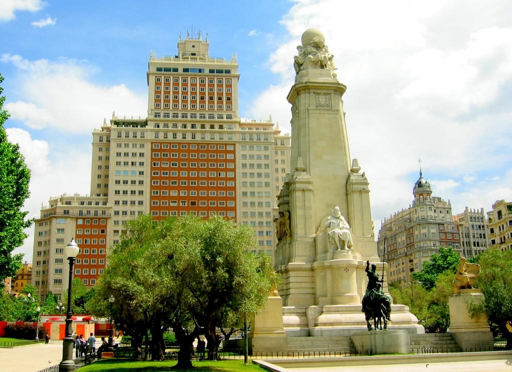 Parque Plaza de España