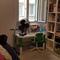 Habitación estudio con sofá cama doble