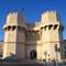 Serrans' medieval towers