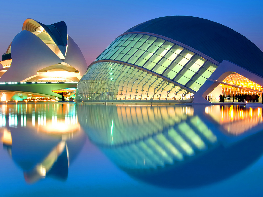 Hemispheric and Opera House