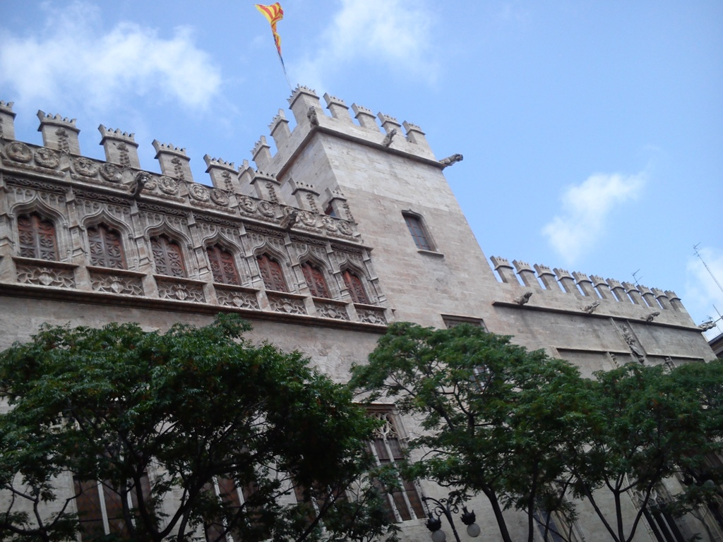 Llotja of Valencia