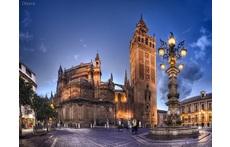 Giralda y Catedral de Sevilla