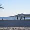 Atardecer en la Playa San Juan. Al fondo el Cabo de las Huertas. Fotografía tomada el 06/01/2019