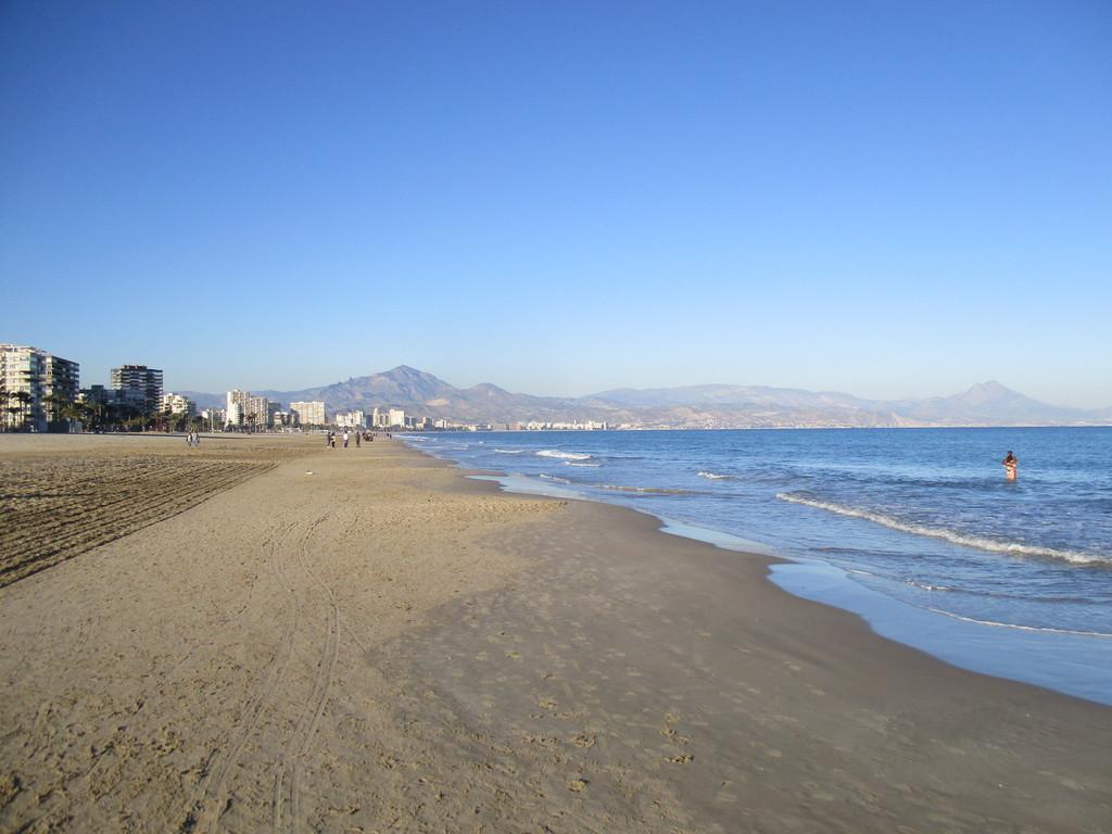 Playa San Juan.