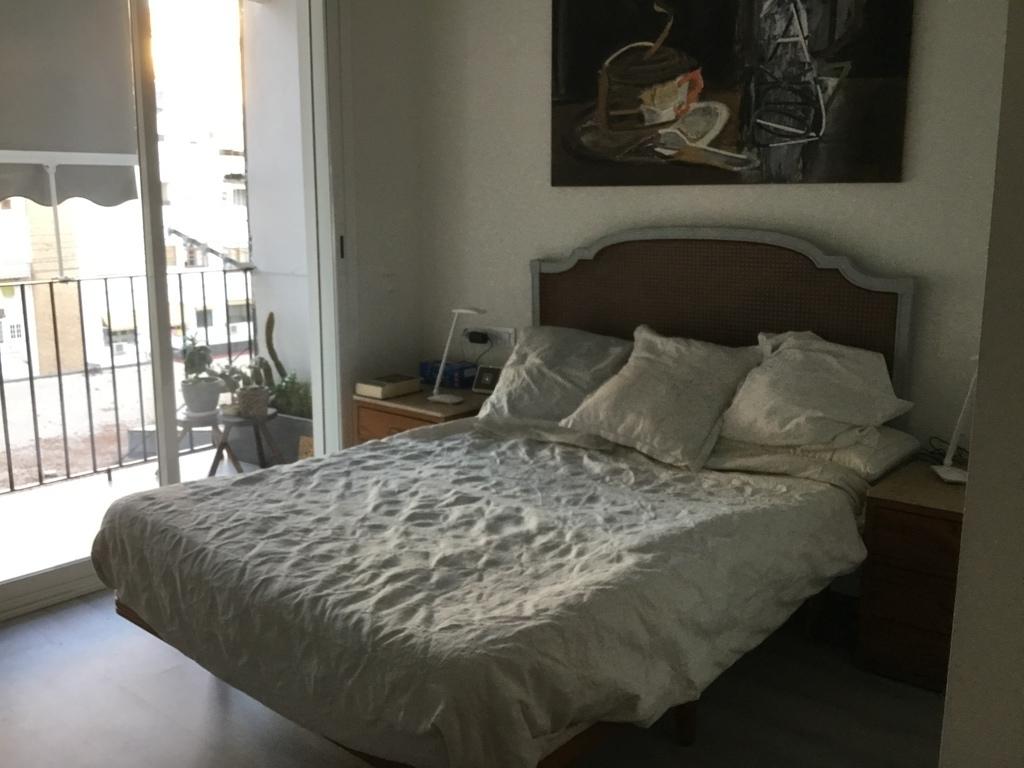 Dormitorio principal con terraza y vestidor