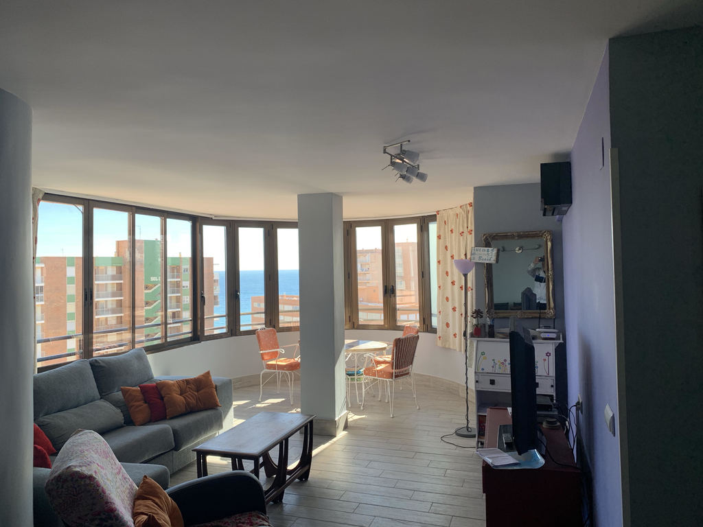 living - terrace