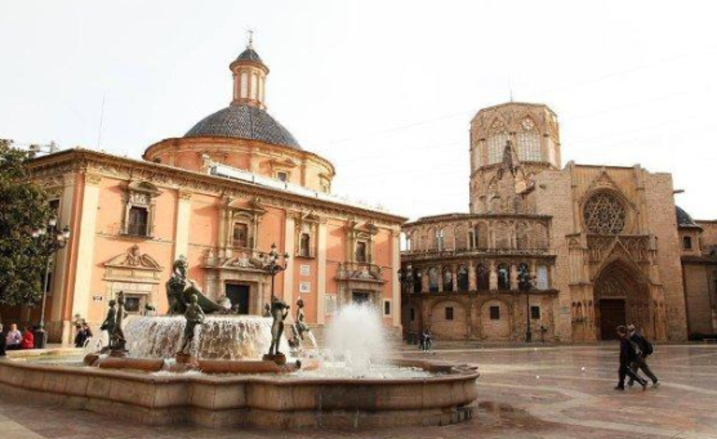 Catedral de Valencia (15min. by car or subway)