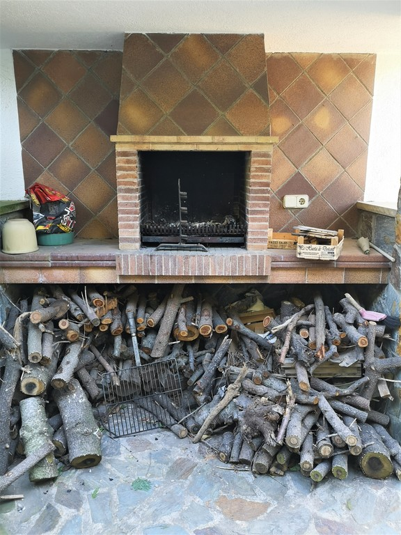 Exterior BBQ