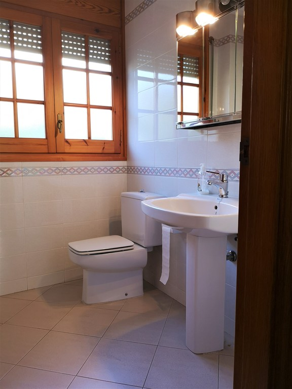 Donwstairs guests bathroom
