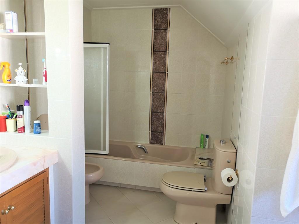 Upstairs big bathroom