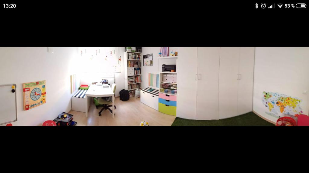 Despacho y sala de juegos