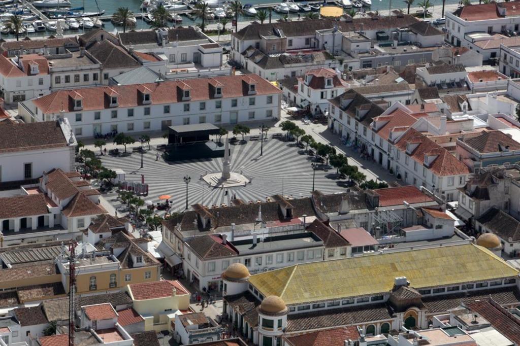 Vila Real de Sto. Antonio pueblo portugues vecino de Ayamonte.