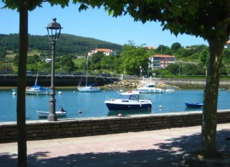 El paseo entre Gorliz y Plentzia al lado del mar