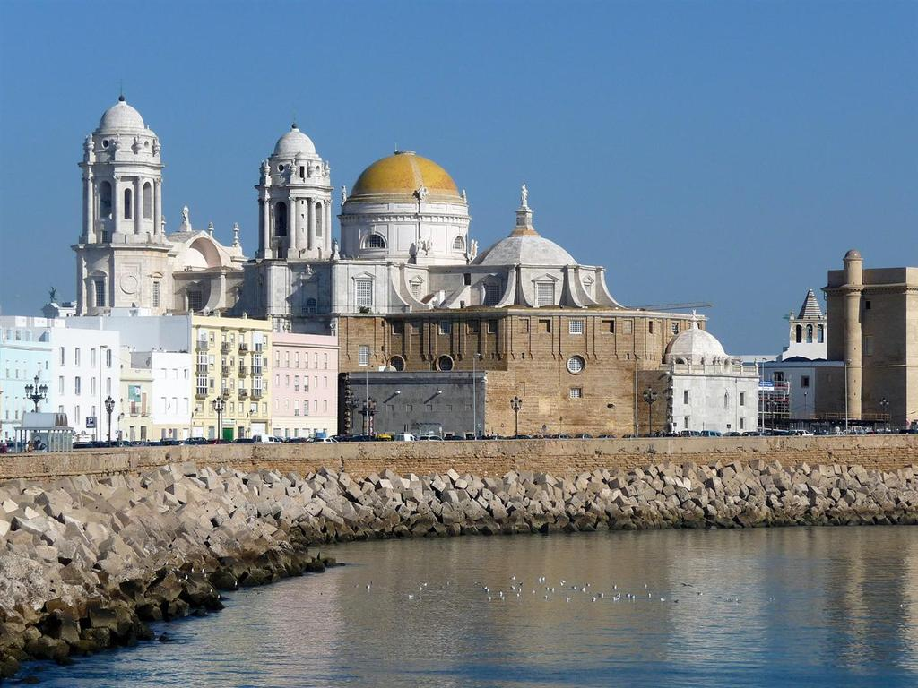 The cathedral. Cádiz