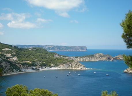 Cap Negre viewpoint
