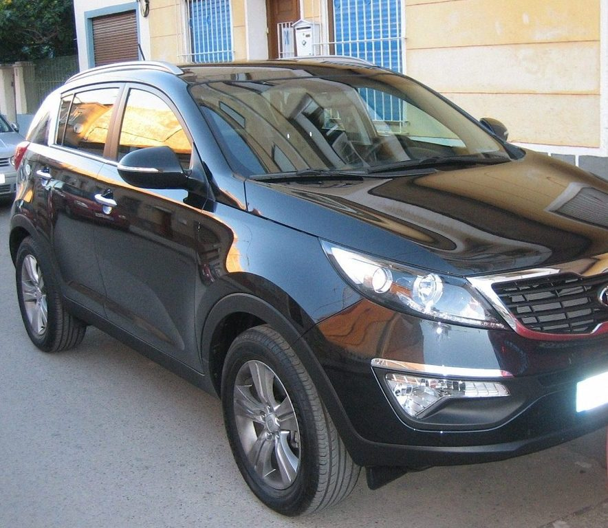 Sportage car