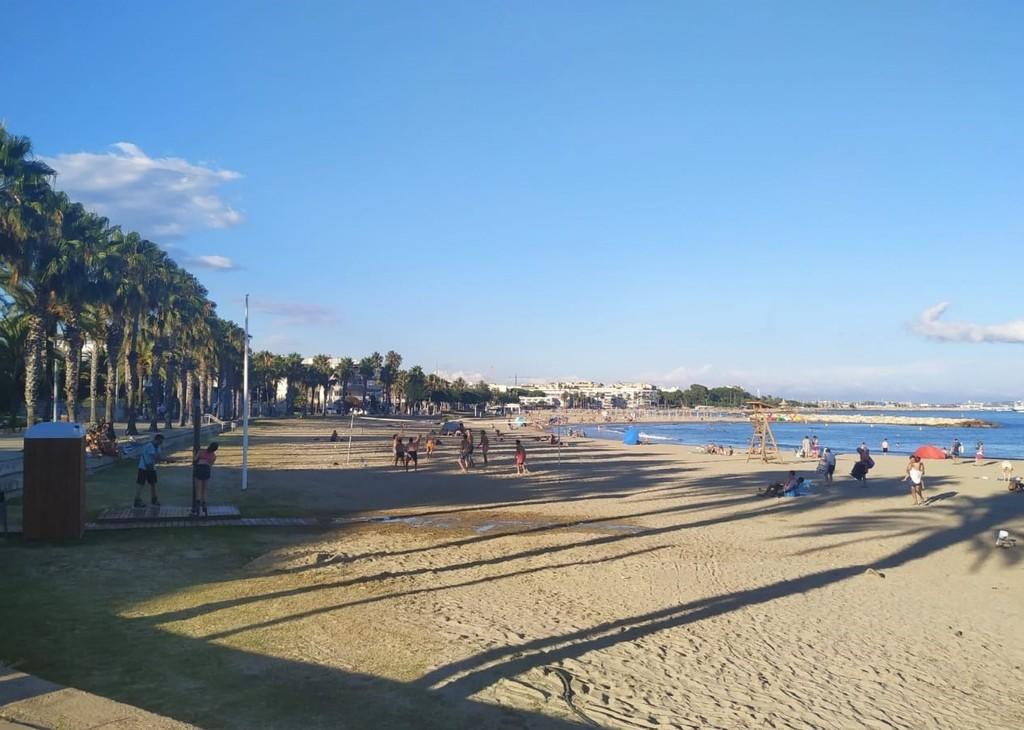 Cambrils beaches
