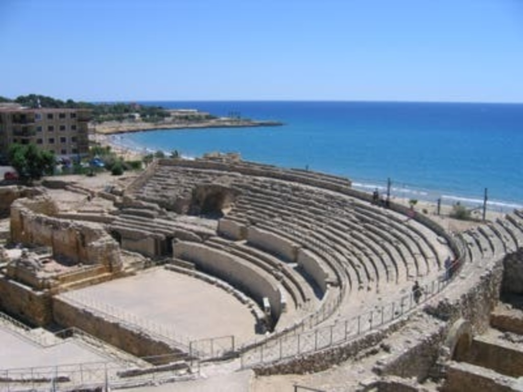 Tarragona (Roman amphitheater)
