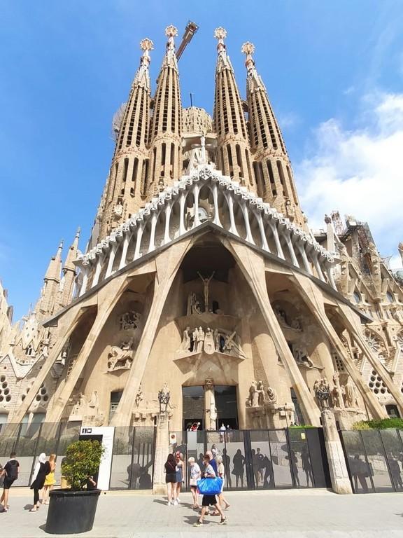 Barcelona (Sagrada Familia)