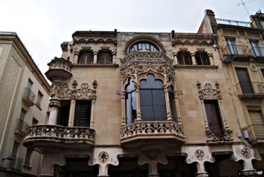 Reus (Navàs House, modernist building)