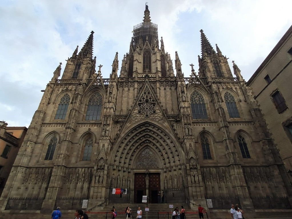 Barcelona (Cathedral)