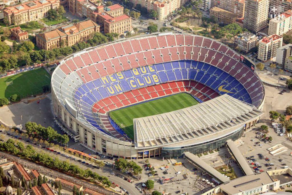 Barcelona (F.C. Barcelona stadium)