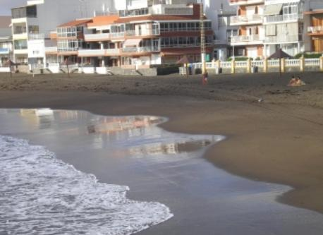 Vista general de la Playa de Salinetas