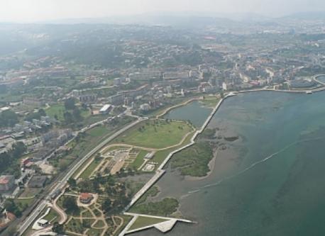 Ría de O Burgo