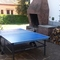 At the rear of the house we have a big and useful barbacue and a table tennis