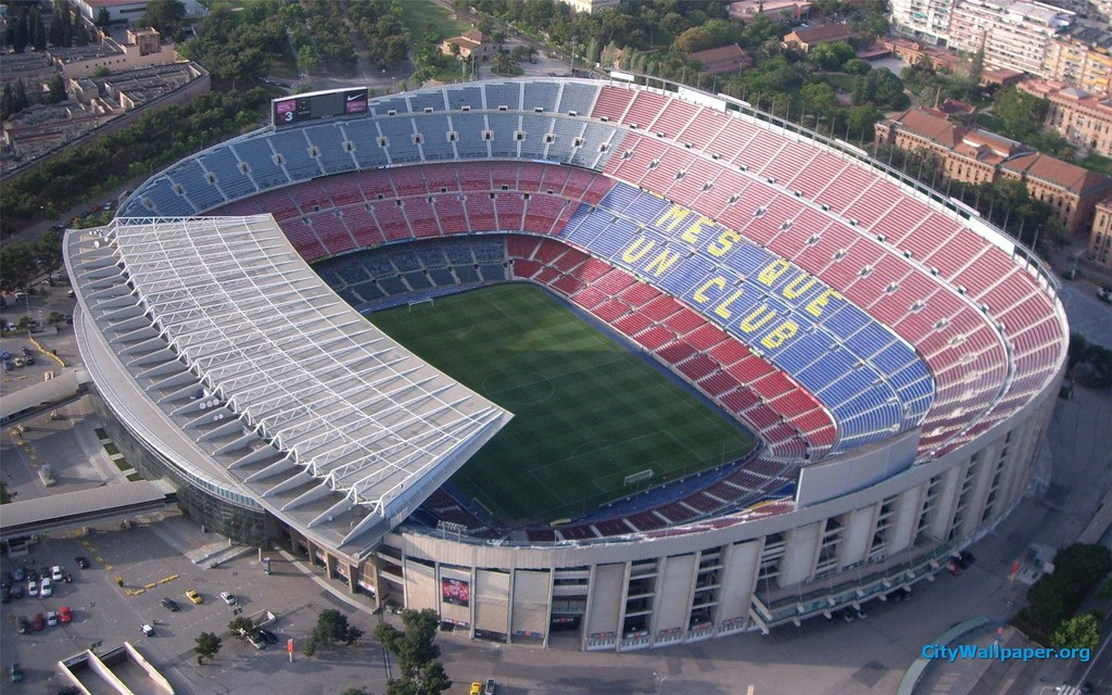 You can visit the famous Football Club Barcelona stadium and its museum.