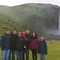 all of us enjoying holidays in Iceland