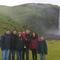 all of us enjoying holidays in Iceland