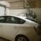 Toyota Prius automatic (hybrid) into the garage