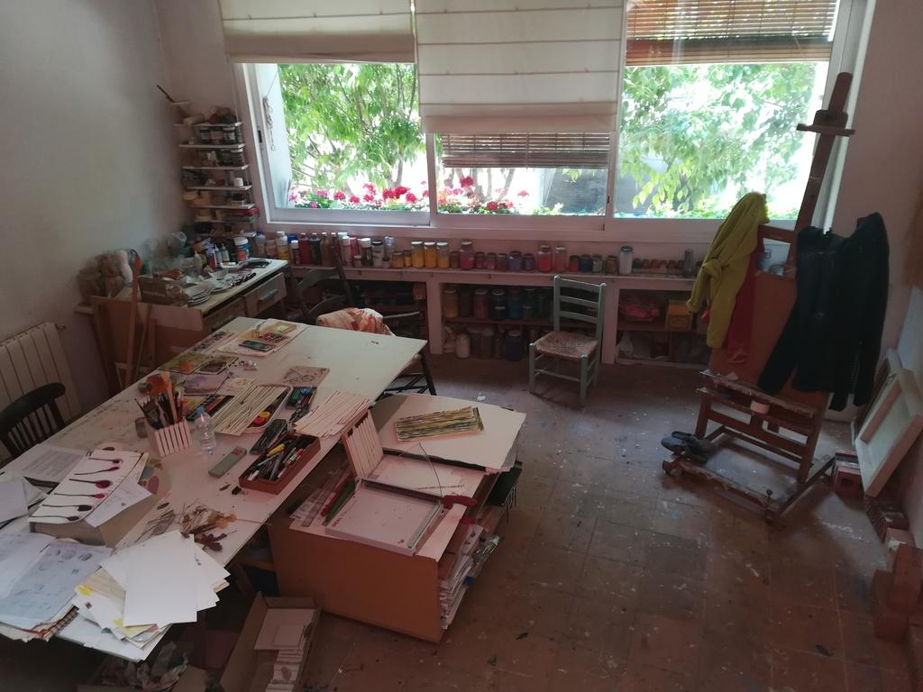 Rosa's atelier