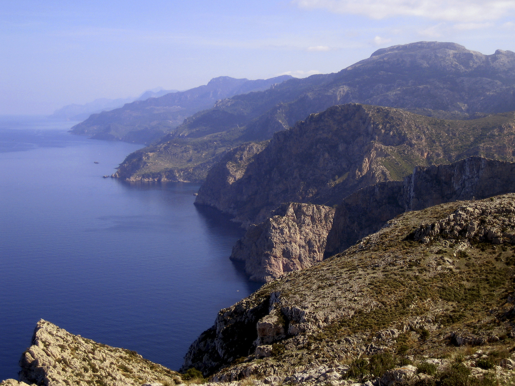 Serra de Tramuntana. Unesco World's Heritage