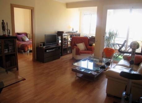 Mataró: Living room
