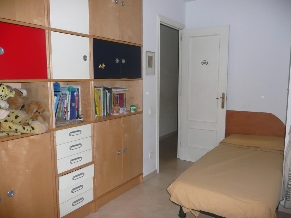 Marc's bedroom