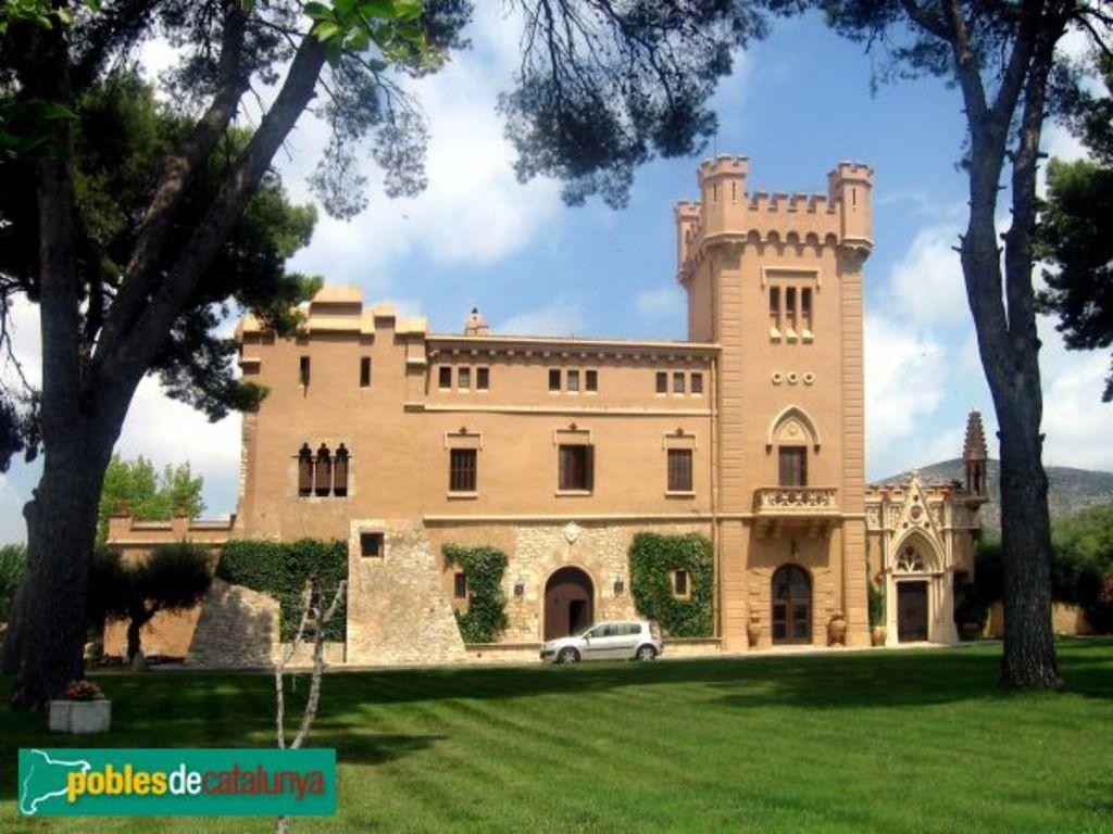 Cellar Torre del Veguer (Sant Pere de Ribes)