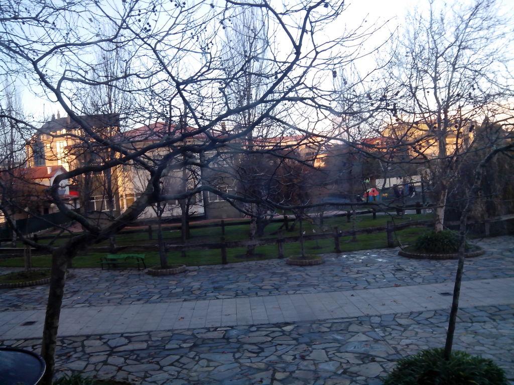 parque de la urbanización