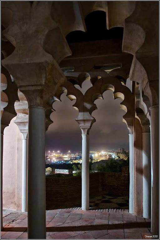 Malaga, Arabian Palace