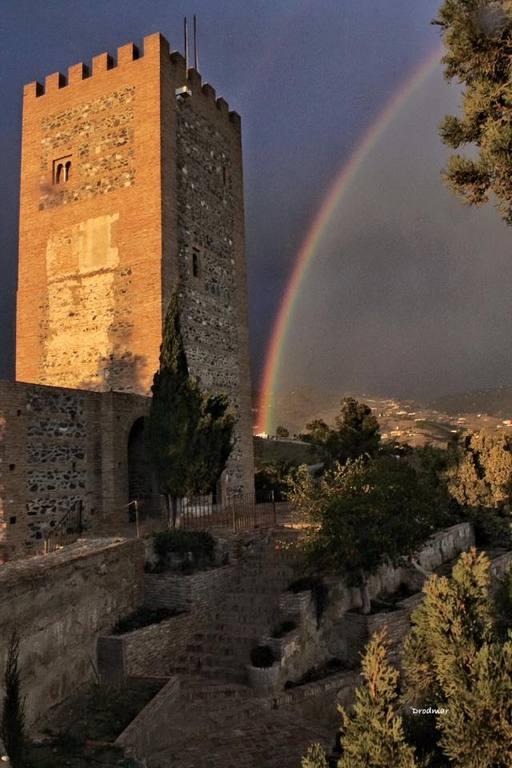 Vélez-Málaga, Castle
