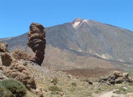 Mount Teide. 3718 m