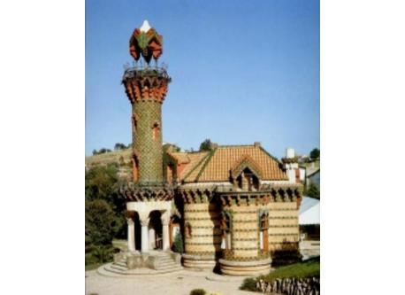 Capricho de Gaudí -Comillas