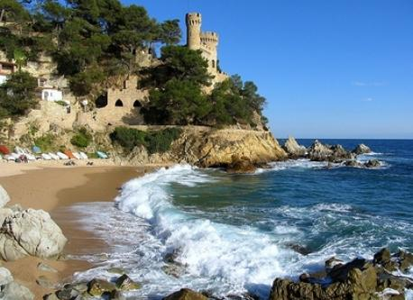 Tossa de Mar (45m by car)