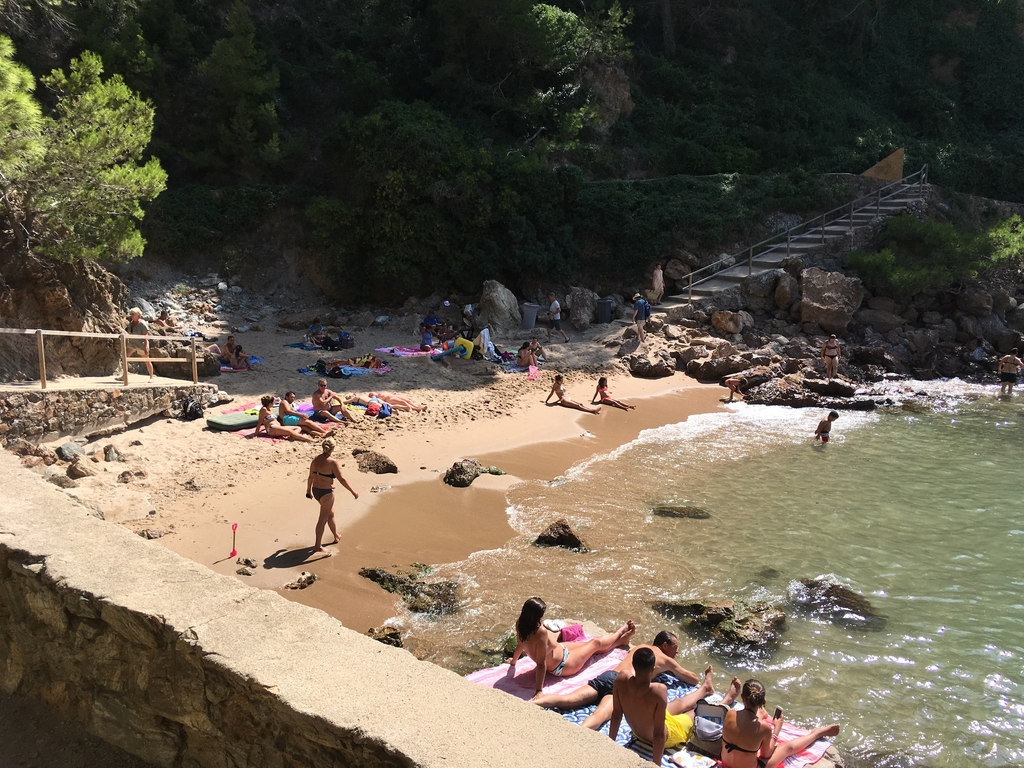 Costa Brava (1 hour from Sant Cugat)