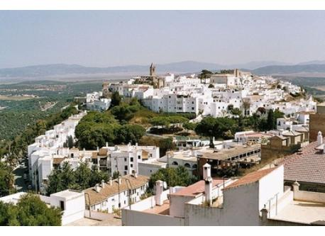 Vejer de la Frontera, beautiful village to visit, 40 km