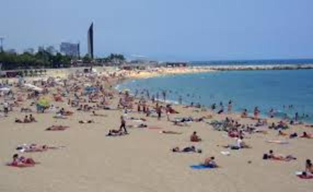 Beach- Poble Nou