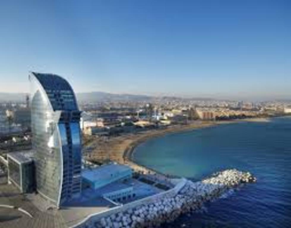 Barceloneta-Hotel Vela