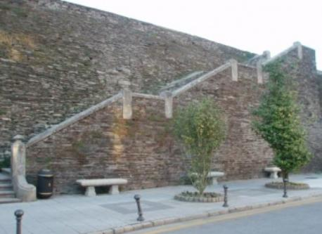 Roman Wall Ferrol Place