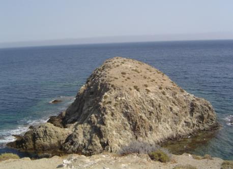 Isleta del moro (Cabo de Gata)